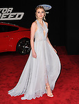 Imogen Poots attends The Dreamworks Pictures' L.A. premiere of Need for Speed held at The TCL Chinese Theater in Hollywood, California on March 06,2014                                                                               © 2014 Hollywood Press Agency