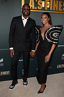 WEST HOLLYWOOD, CA - MAY 10: Dwyane Wade, Gabrielle Union at the L.A.'s Finest Premiere event at the Sunset Tower Hotel in West Hollywood, California on may 10, 2019. <br /> CAP/MPI/DE<br /> ©DE//MPI/Capital Pictures