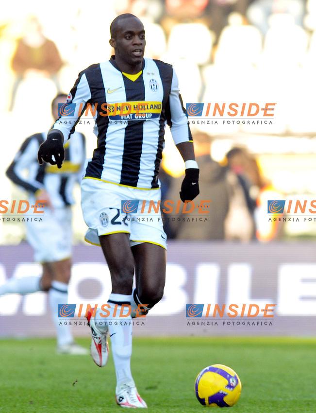 Mohamed Sissoko (Juventus)<br /> Torino 11/01/2009 Stadio &quot;Olimpico&quot; <br /> Campionato Seria A Tim 2008/2009<br /> Juventus-Siena  (1-0)<br /> Foto Bigio Insidefoto