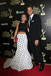 BEVERLY HILLS - JUN 22: Chrishell Stause, Justin Hartley at The 41st Annual Daytime Emmy Awards Press Room at The Beverly Hilton Hotel on June 22, 2014 in Beverly Hills, California