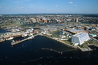 1992 March ..Redevelopment.Atlantic City (R-1)..LOW AERIAL VIEW.EVMS...NEG#.NRHA#..