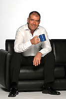 Scottish socialist politician Tommy Sheridan..