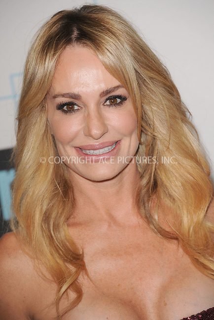 WWW.ACEPIXS.COM . . . . . .April 4, 2012...New York City....Taylor Armstrong at the Bravo Media 2012 Upfront Presentation on April 4, 2012  in New York City ....Please byline: KRISTIN CALLAHAN - ACEPIXS.COM.. . . . . . ..Ace Pictures, Inc: ..tel: (212) 243 8787 or (646) 769 0430..e-mail: info@acepixs.com..web: http://www.acepixs.com .