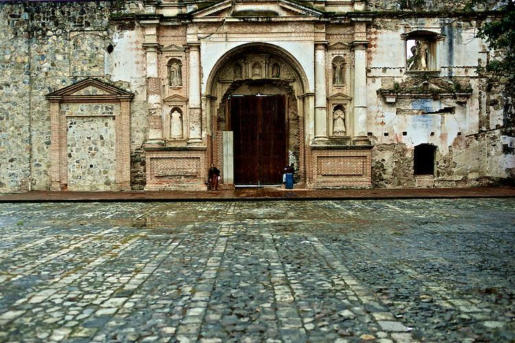 Images of Antigua, Guatemala.