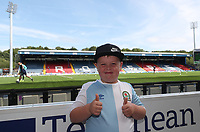 Blackburn Rovers Fans at the start of todays match<br /> <br /> Photographer Rachel Holborn/CameraSport<br /> <br /> The EFL Sky Bet Championship - Blackburn Rovers v Millwall - Saturday August 11th 2018 - Ewood Park - Blackburn<br /> <br /> World Copyright &copy; 2018 CameraSport. All rights reserved. 43 Linden Ave. Countesthorpe. Leicester. England. LE8 5PG - Tel: +44 (0) 116 277 4147 - admin@camerasport.com - www.camerasport.com