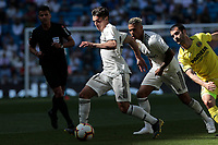 Real Madrid&rsquo;s Brahim Diaz during La Liga match between Real Madrid and Villarreal CF at Santiago Bernabeu Stadium in Madrid, Spain. May 05, 2019. (ALTERPHOTOS/A. Perez Meca)<br /> Liga Campionato Spagna 2018/2019<br /> Foto Alterphotos / Insidefoto <br /> ITALY ONLY