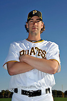 Feb 28, 2010; Bradenton, FL, USA; Pittsburgh Pirates  pitcher Brian Burres (71) during  photoday at Pirate City. Mandatory Credit: Tomasso De Rosa/ Four Seam Images