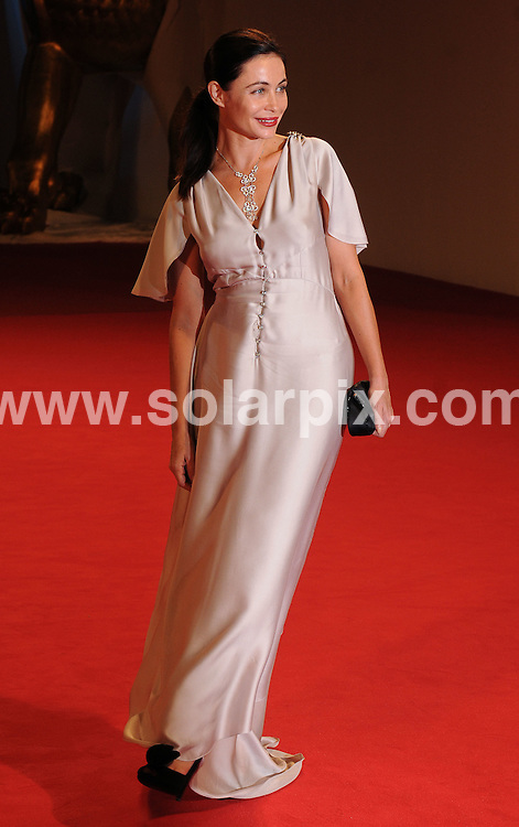 "**ALL ROUND PICTURES FROM SOLARPIX.COM**.**WORLDWIDE SYNDICATION RIGHTS**.Red carpet arrivals for the midnight premiere of ""Vinyan"", at the Lido, Venice as part of the 65th Venice Film Festival. Venice, Italy. August 30, 2008..This pic: Emmanuelle Beart..JOB REF: 7163 SSD     DATE: 30_08_2008.**MUST CREDIT SOLARPIX.COM OR DOUBLE FEE WILL BE CHARGED* *UNDER NO CIRCUMSTANCES IS THIS IMAGE TO BE REPRODUCED FOR ANY ONLINE EDITION WITHOUT PRIOR PERMISSION*"