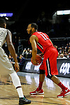 NJIT's during their game against Providence College in Providence, RI on Monday, Nov.23, 2015. (Photo/Joe Giblin)
