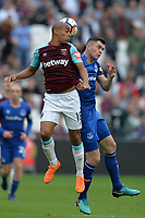 João Mario of West Ham during West Ham United vs Everton, Premier League Football at The London Stadium on 13th May 2018