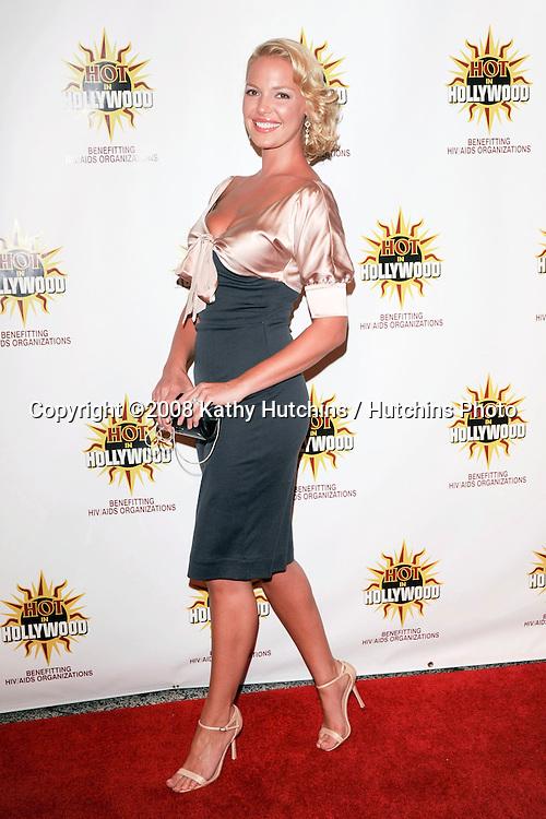 "Katherine Heigl.3rd Annual ""Hot in Hollywood"".Avalon Nightclub.Los Angeles, CA.August 16, 2008.©2008 Hutchins Photo...."