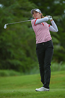Kennedy Pedigo (a)(USA) watches her tee shot on 12 during round 1 of  the Volunteers of America LPGA Texas Classic, at the Old American Golf Club in The Colony, Texas, USA. 5/4/2018.<br /> Picture: Golffile | Ken Murray<br /> <br /> <br /> All photo usage must carry mandatory copyright credit (&copy; Golffile | Ken Murray)