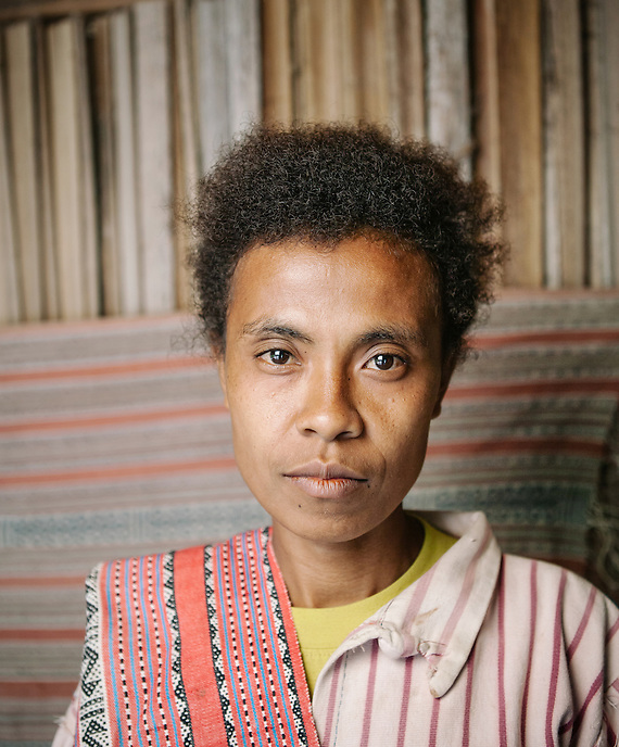 Women living at the village of Boti, a highly self-sufficient community in West Timor, Indonesia. The daily life of the women evolve around weaving traditional clothes, cooking. Unlike many other Indonesian traditional community, marriage is not customary for the Women in Boti. They are free to choose their destiny.