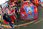 Oct 18, 2013; 5:56:01 PM; Portsmouth, OH ., USA; The 33rd Annual RED BUCK Dirt Track World Championship Presented by Borrowed Blue at Portsmouth Raceway Park, a $50,000-to-win event on the Lucas Oil Late Model Dirt Series.  Mandatory Credit: (thesportswire.net)