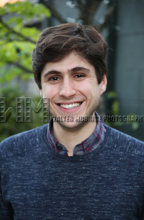 Gabriel Weissman attends The Drama League: Meet The Directing Fellows Hosted By Stewart F. Lane & Bonnie Comley at a private residence on May 15, 2017 in New York City.