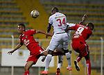 Deportivo Pasto venció 1-0 a Fortaleza en Bogotá. Fecha 19 Liga Águila I-2016