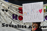 Marriage equality, Town Hall Rally and March to the Taylor Square, 31.05.15