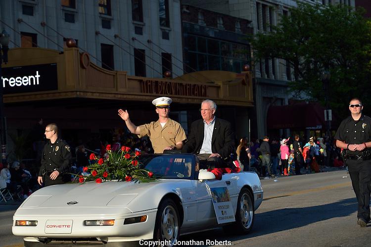 Kentucky Derby Festival Pegasus Parade 2015