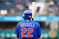 April 23, 2015: Chicago Cubs vs Pittsburgh Pirates