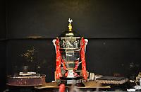 Picture by Simon Wilkinson/SWpix.com - 23/10/2018 - International Rugby League - RLWC 2021 Rugby League World Cup Trophy  Project Cockerel - Thomas Fattorini, Birmingham - cockerel