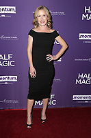 "LOS ANGELES - FEB 21:  Angela Kinsey at the ""Half Magic"" Special Screening at The London on February 21, 2018 in West Hollywood, CA"