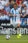 Rajiv van La Parra of Huddersfield Town during the premier league match at the John Smith's Stadium, Huddersfield. Picture date 20th August 2017. Picture credit should read: Simon Bellis/Sportimage