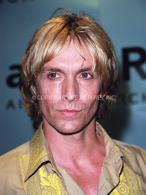 "Designer Mark Bauwer at AmFar's ""Honoring With Pride"" event at Chelsea Piers in New York. June 26, 2002. Please byline: Alecsey Boldeskul/NY Photo Press.   ..*PAY-PER-USE*      ....NY Photo Press:  ..phone (646) 267-6913;   ..e-mail: info@nyphotopress.com"