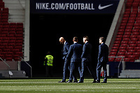 7th March 2020; Wanda Metropolitano Stadium, Madrid, Spain; La Liga Football, Atletico de Madrid versus Sevilla; Team reference