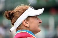 Wimbledon, 27/6/2014<br /> <br /> BEGU, Irina Camelia (ROU)<br /> <br /> © Ray Giubilo/ Tennis Photo Network