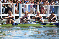 THE TOWN CHALLENGE CUP<br /> Molesey B.C. (171)<br /> University of London &amp; Agecroft R.C. (176)<br /> <br /> Henley Royal Regatta 2018 - Sunday<br /> <br /> To purchase this photo, or to see pricing information for Prints and Downloads, click the blue 'Add to Cart' button at the top-right of the page.