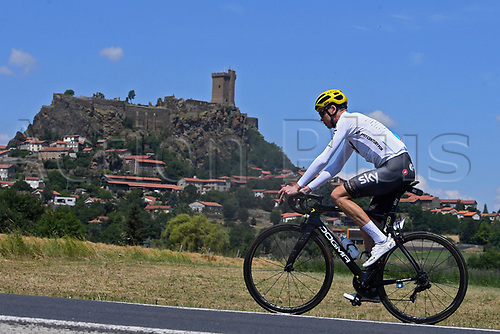 July 17th 2017, Le Puy en Velay, France;  FROOME Christopher (GBR) Rider of Team SKY during rest day 2 of the 104th edition of the 2017 Tour de France cycling race in Le Puy-En-Velay