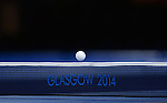 27/07/2014 - Table Tennis - Scotstoun - Glasgow - UK