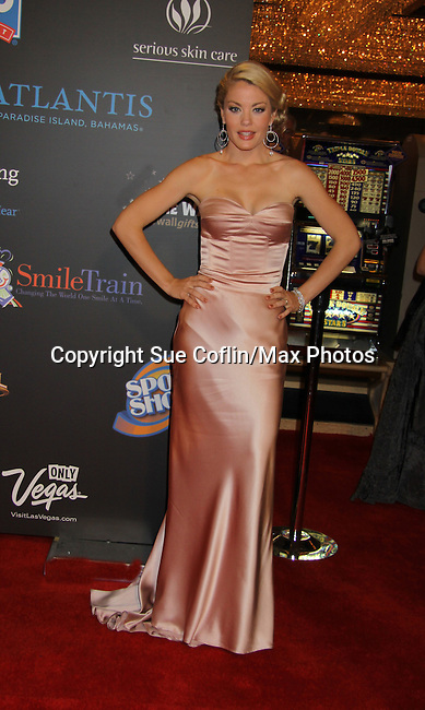 Bree Williamson at the 38th Annual Daytime Entertainment Emmy Awards 2011 held on June 19, 2011 at the Las Vegas Hilton, Las Vegas, Nevada. (Photo by Sue Coflin/Max Photos)