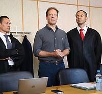 21.08.2019: Prozessauftakt gegen Alexander Falk
