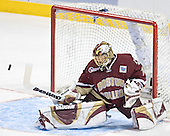 Cory Schneider - The University of Wisconsin Badgers defeated the Boston College Eagles 2-1 on Saturday, April 8, 2006, at the Bradley Center in Milwaukee, Wisconsin in the 2006 Frozen Four Final to take the national Title.
