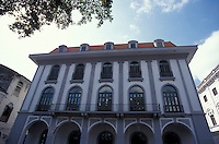 The Museo de Canal Interocianico, former headquarters of the French company that worked on the Panama Canal during the late 19th century, Casco Viejo, Panama City, Panama