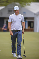 Alex Noren (SWE) after sinking his putt on 6 during day 5 of the World Golf Championships, Dell Match Play, Austin Country Club, Austin, Texas. 3/25/2018.<br /> Picture: Golffile | Ken Murray<br /> <br /> <br /> All photo usage must carry mandatory copyright credit (&copy; Golffile | Ken Murray)