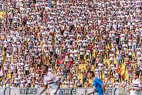 SÃO PAULO, SP, 03.02.2019 - SÃO PAULO-SÃO BENTO- Torcida do São Paulo durante partida contra o São Bento em jogo válido pela 5ª rodada do Campeonato Paulista 2019 no Estádio Municipal do Pacaembu em São Paulo, neste domingo, 03. (Foto: Anderson Lira/Brazil Photo Press)