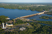 Wilson Lake Dam on Tennessee River