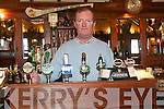 Rural Pubs: Eugene O'Sullivan of The Thatch Bar, Lisselton, just one publican who this week hit out at the random breath testing and the effect that it's having on rural pubs.