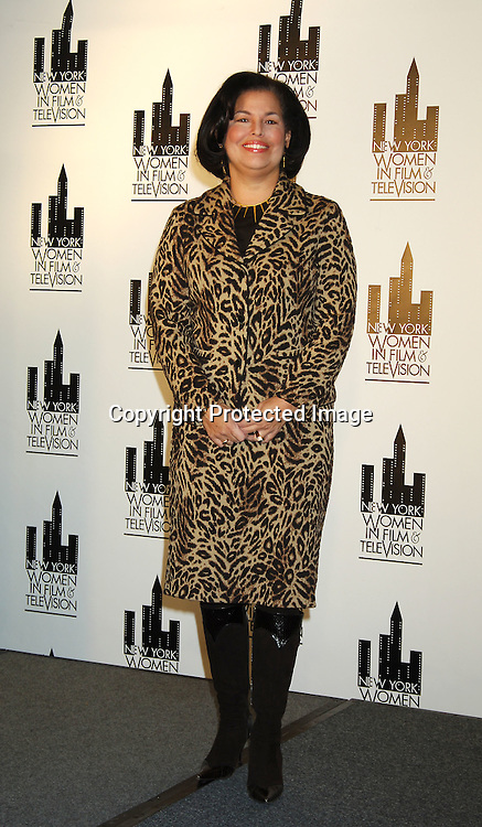 Debra Lee of BET ..at The New York Women in Film and Televison 25th Annual ..Muse Awards Luncheon on December 13, 2005 at The New York Hilton Hotel. ..Photo by Robin Platzer, Twin Images