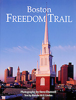 Boston Freedom Trail cover, BFT