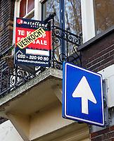 Huis  verkocht. Stijgende huizenprijzen