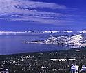 Lake Tahoe Scenic Winter Overlook