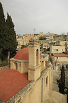 Israel, Lower Galilee, the Franciscan Mensa Christi Church in Nazareth built in 1861