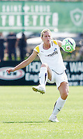 Aly Wagner,..Saint Louis Athletica and LA Sol, played to a 0-0 tie at Robert Hermann Stadium in St Louis, MO. April 25 2009.