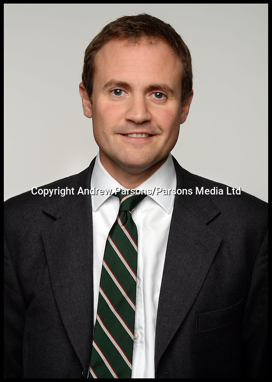 Portraits of Tom Tugendhat Monday October 28, 2013. Photo By Andrew Parsons / Parsons Media Ltd