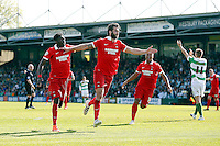 Yeovil Town vs Leyton Orient 07-05-16
