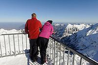 Gipfelstation des Nebelhorn bei  Oberstdorf im Allg&auml;u, Bayern, Deutschland<br /> top station of  Mt.Nebelhorn near Oberstdorf, Allg&auml;u, Bavaria, Germany