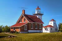 Sherwood Point Lighthouse Sturgeon Bay